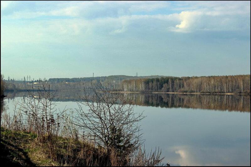 Полевской 0259 Водохранилище Северское
