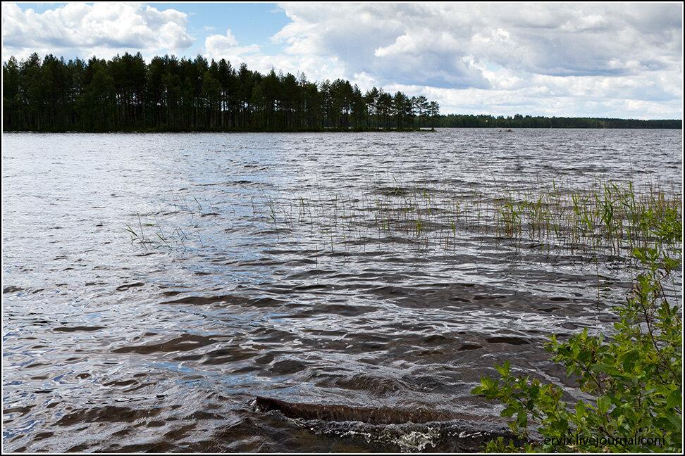 Озеро Контоккиарви