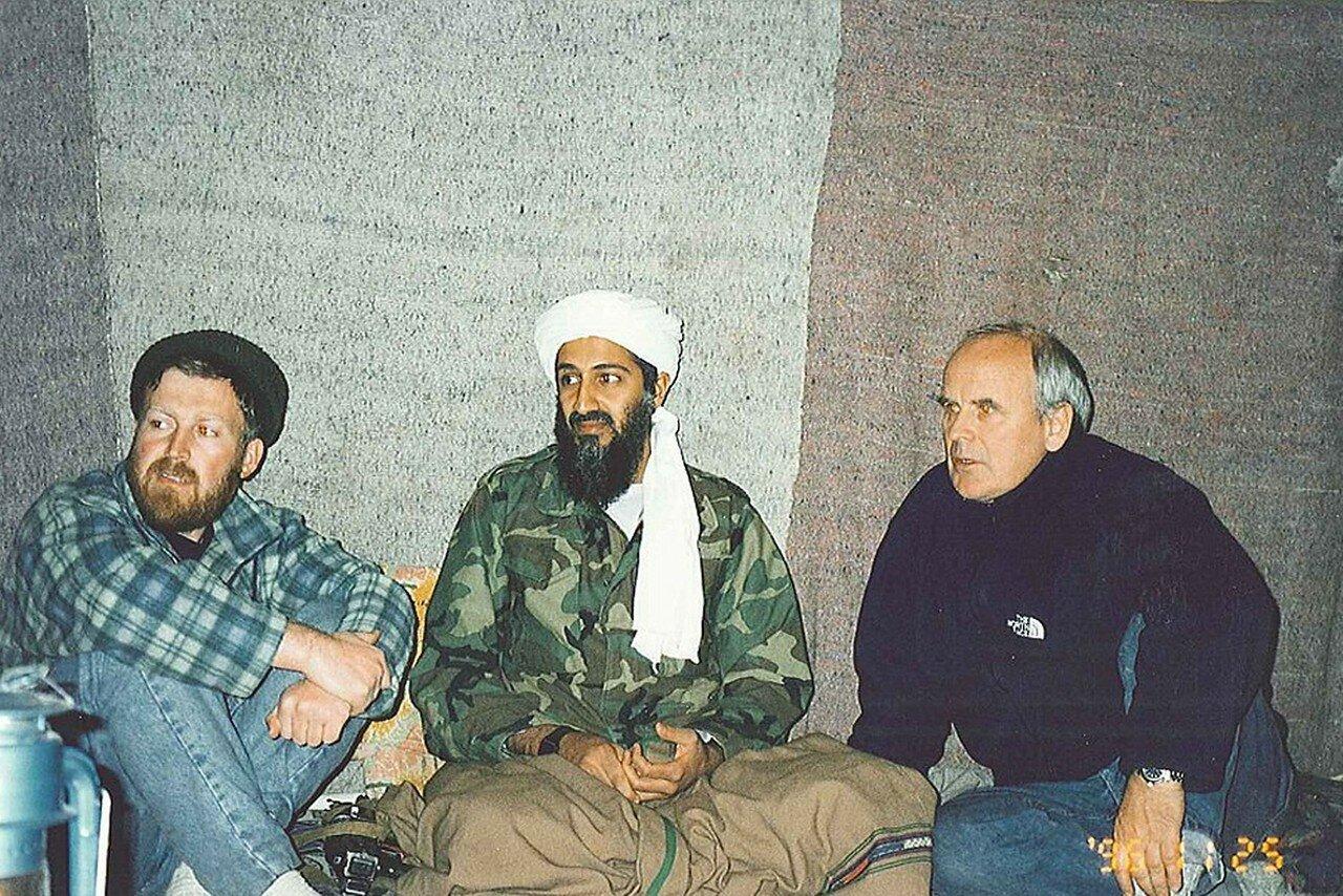 Сури, бен Ладен и британский режиссер-документалист