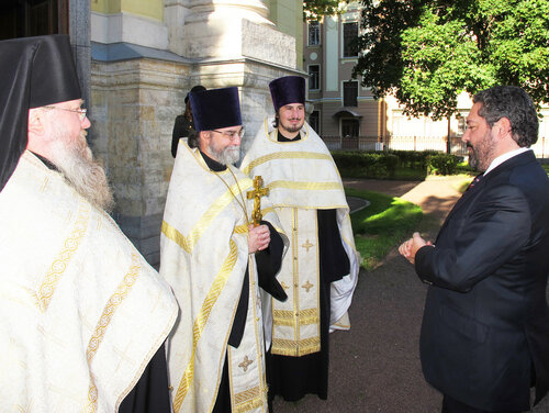 Цесаревич в Петропавловском соборе 1.jpg