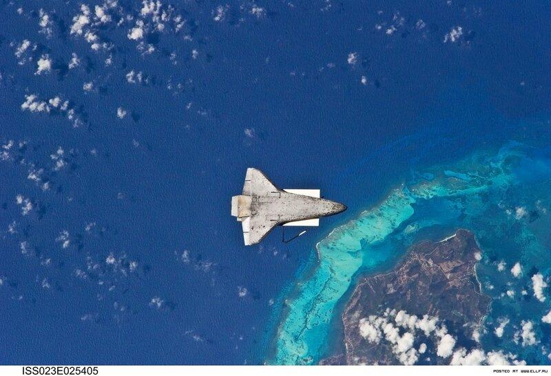 13. Шатл NASA