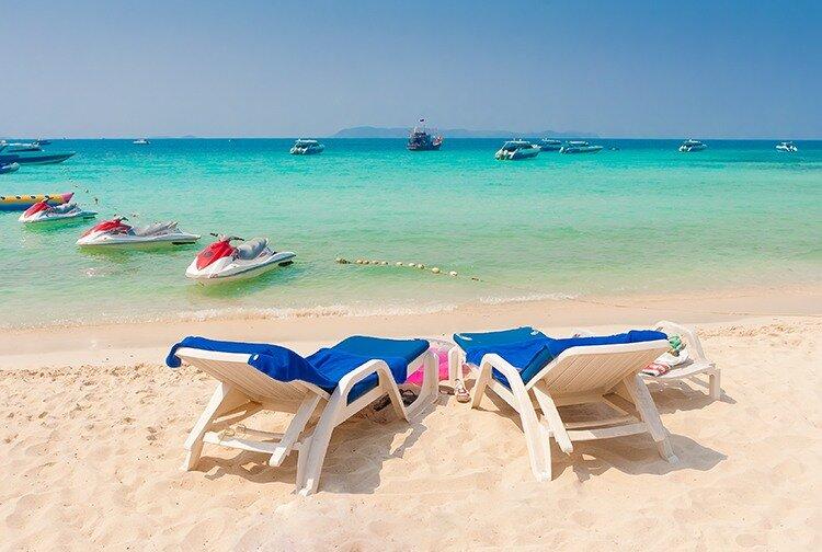 Отчет об отдыхе в Тайланде