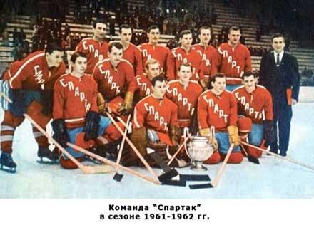 ХК «Спартак»: 49 лет первого чемпионства (Видео)