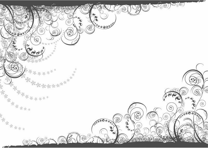Бесплатно скачать вектор динамично линия картины вектор материала.