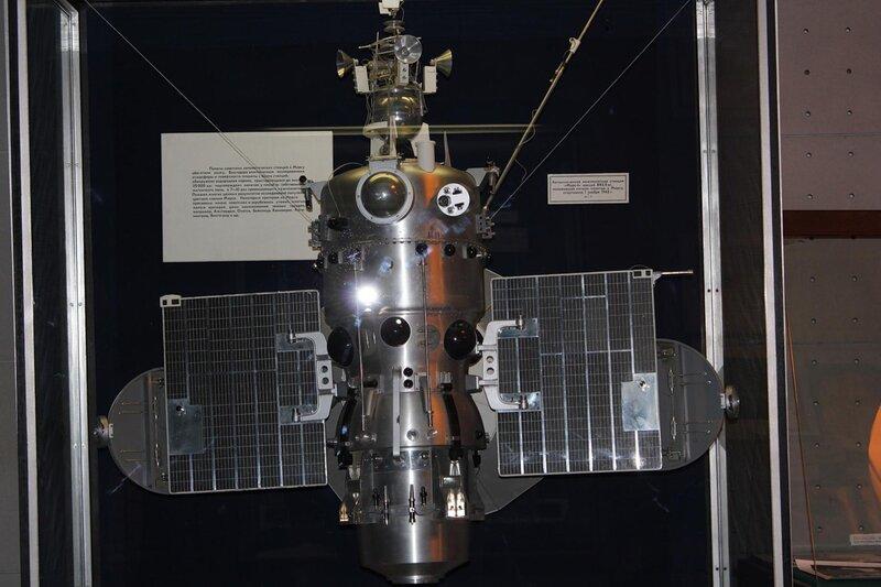 Автоматическая межпланетная станция