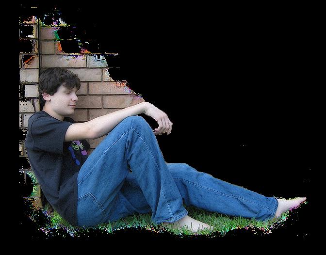 Гиф, картинки сидящих людей на земле