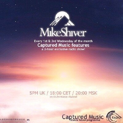 Mike Shiver - Captured Radio 228 (2011-06-29)
