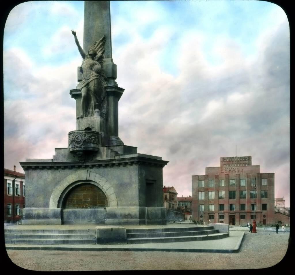 tverskaya_street_ - Советская площадь