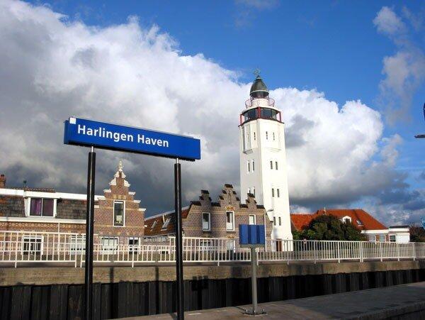Отель Vuurtoren van Harlingen. Нидерланды