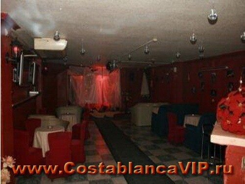 club nocturno, hostal, CostablancaVIP, отель в Испании, бизнес в Испании, Коста Бланка, ночной клуб в Испании