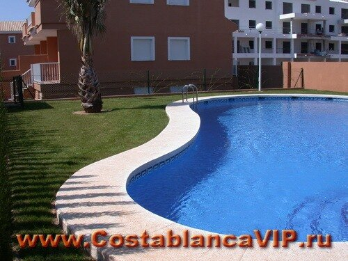 таунхаус в Vergel, таунхаус в Верхеле, таунхаус в Испании, недвижимость в Испании, таунхаус на пляже, Коста Бланка, CostablancaVIP