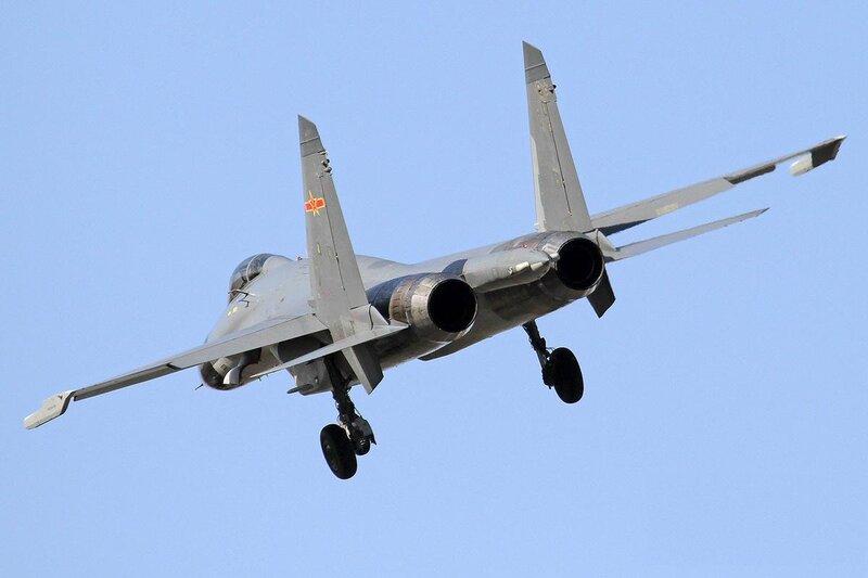 Китайские копии российских самолетов