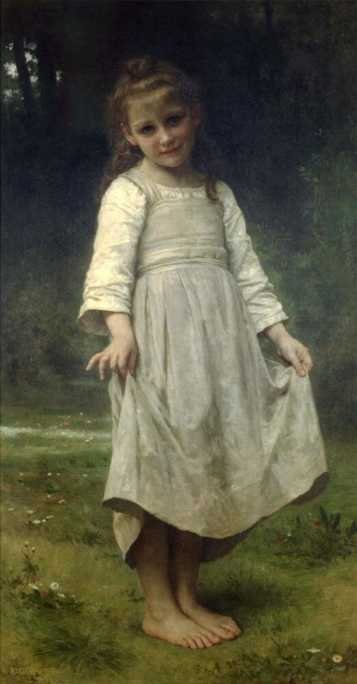 Бугеро,Книксен. 1898 г.