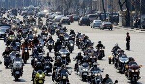 Сегодня 800 байкеров Приморья открыли сезон