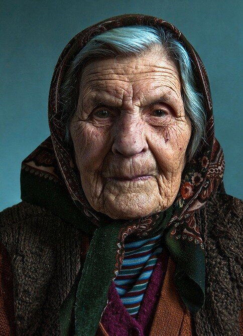 Портреты фотографа Zoltan Huszti