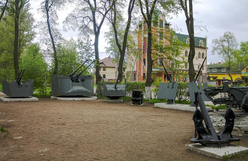 Музей палубной артиллерии.