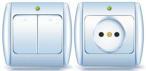 Высота в доме розеток и выключателей: какие критерии?