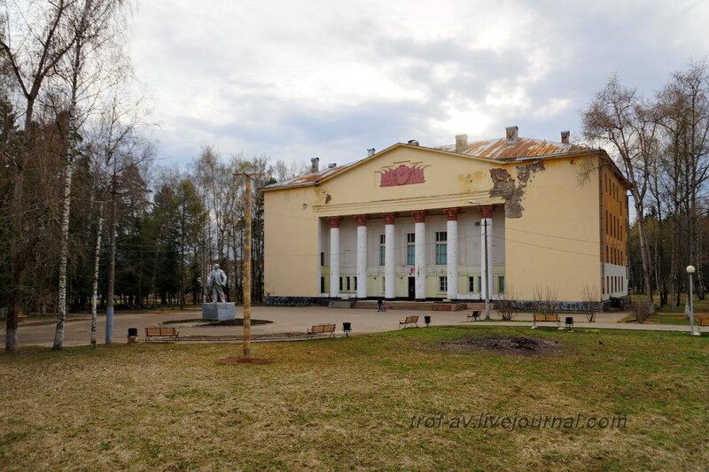 Памятник Ленину, Калининец