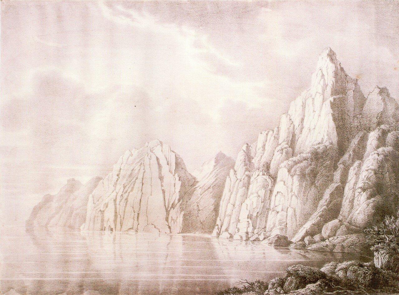 62. Скалистый берег перед мысом Белый .jpg