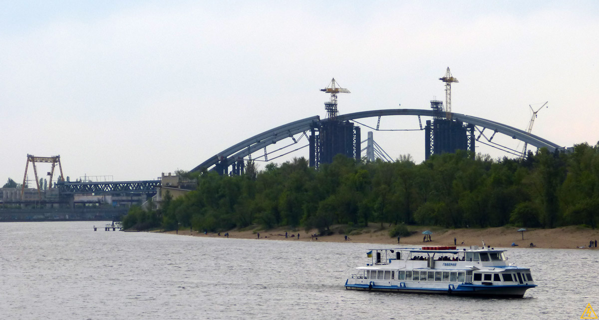 Подольский мостовой переход 2014