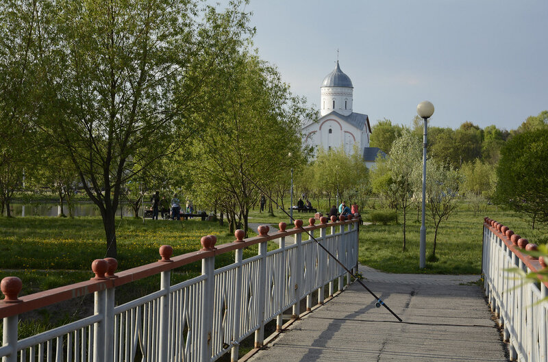 Зона отдыха «Пруды», Новобелицкий р-н, Гомель