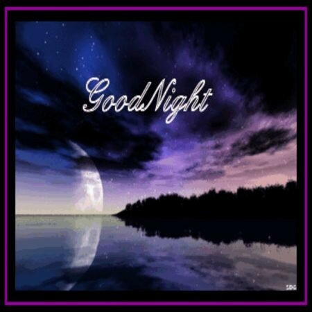 Good night! - Original live cards for any holiday especially for you!