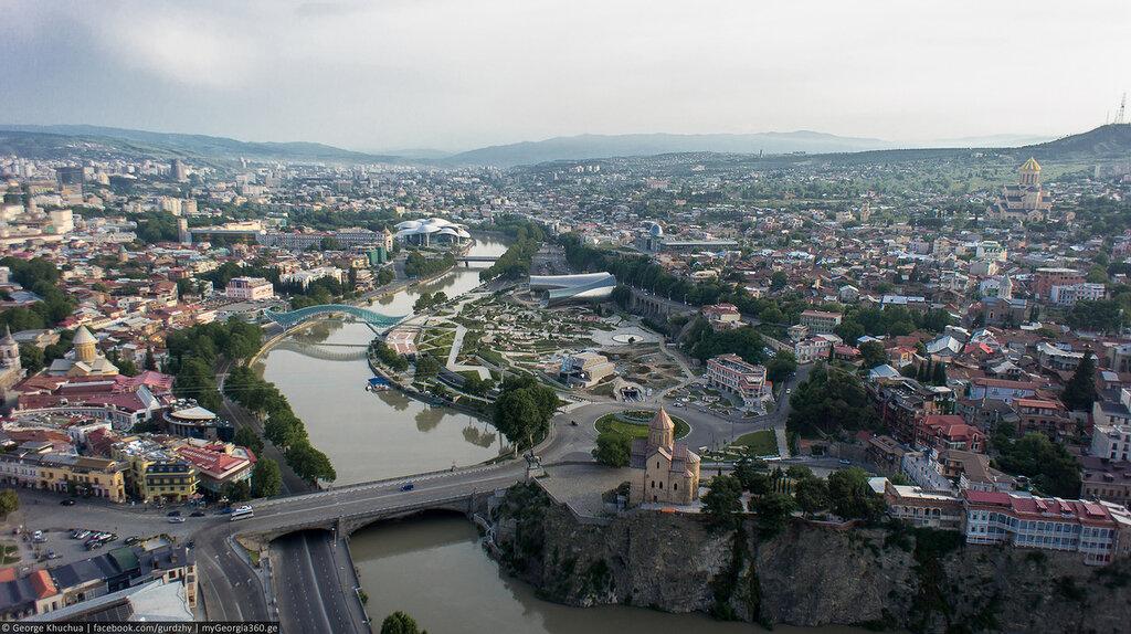 фото кура тбилиси