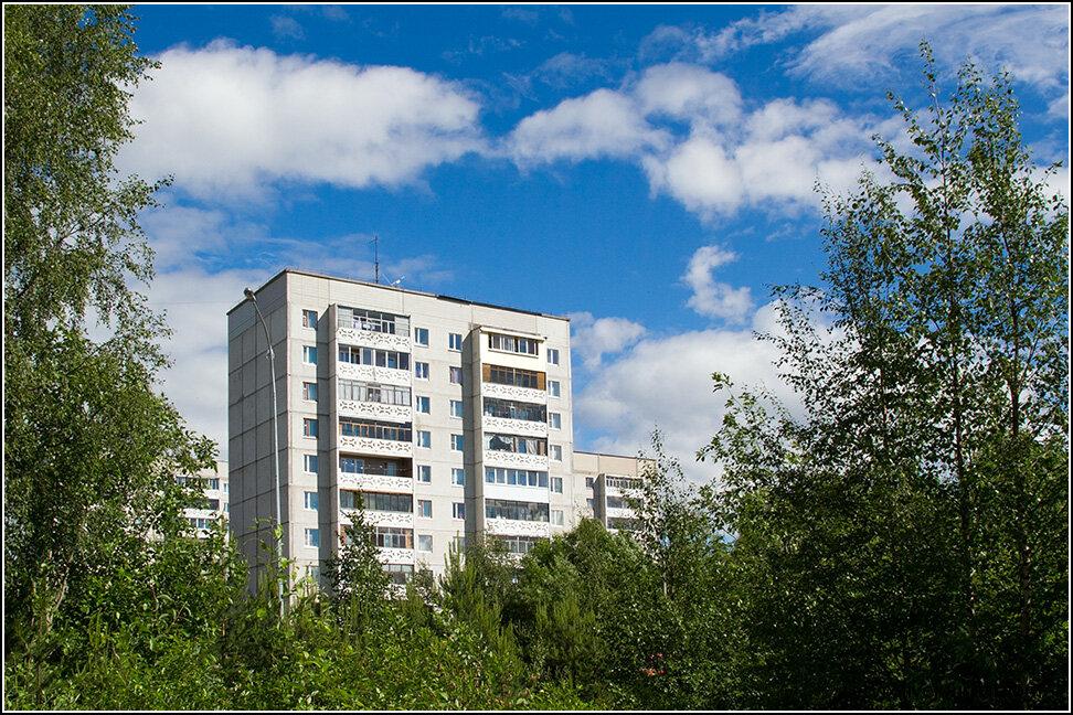 Костомукша - город-парк