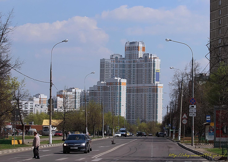 Москва 2014 (Бирюлево Западное)