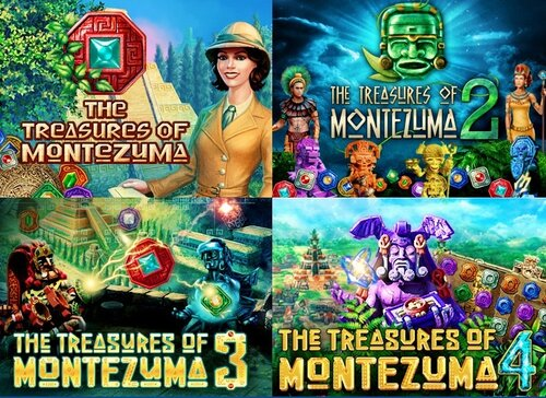 The Treasures of Montezuma Ultimate Pack [FINAL] (Repost)