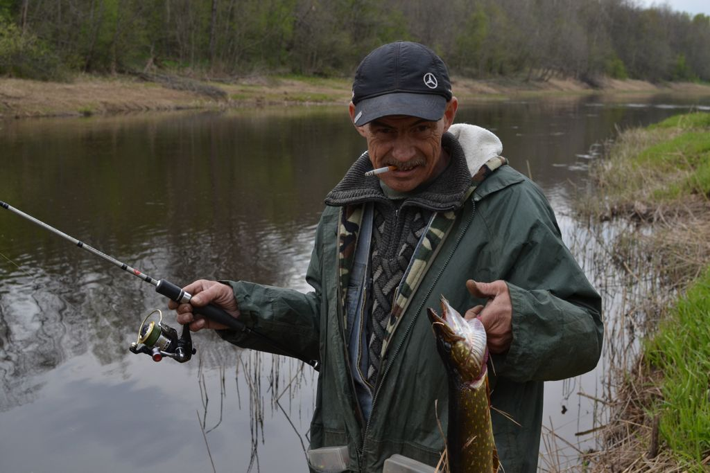 рыбалка в твери на щуку