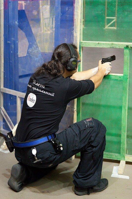 Соревнования по практической стрельбе, Объект