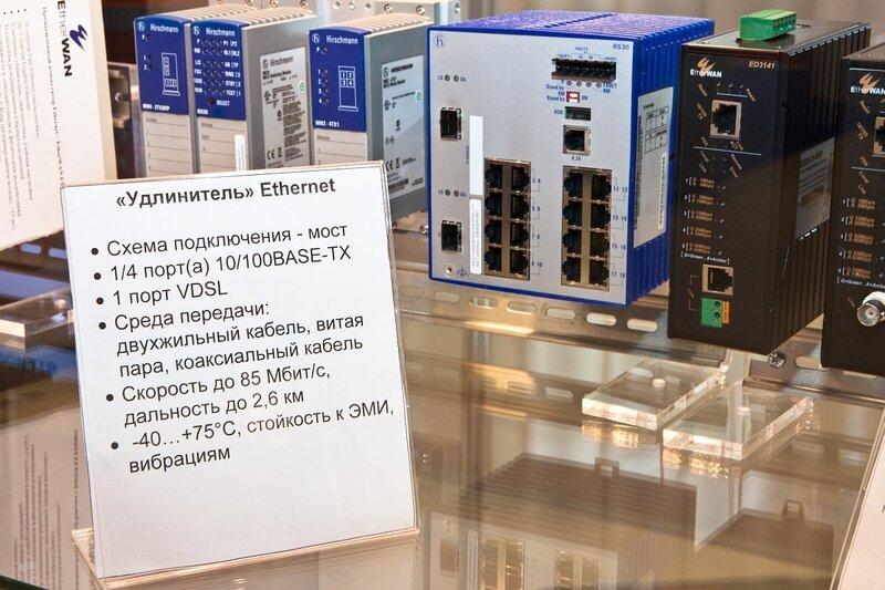«Удлинитель» Ethernet