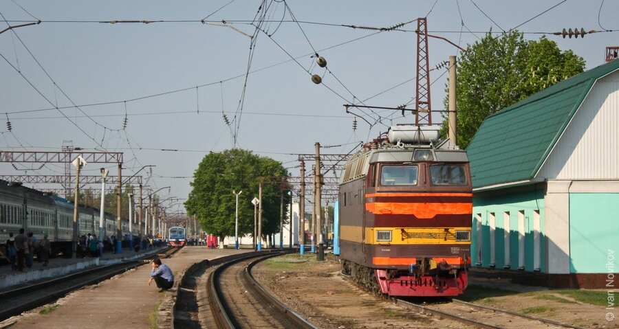 Волгоград поездка на поезде санкт
