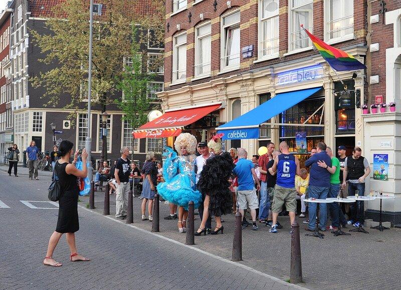 Неделя в Амстердаме. Фотоотчет.
