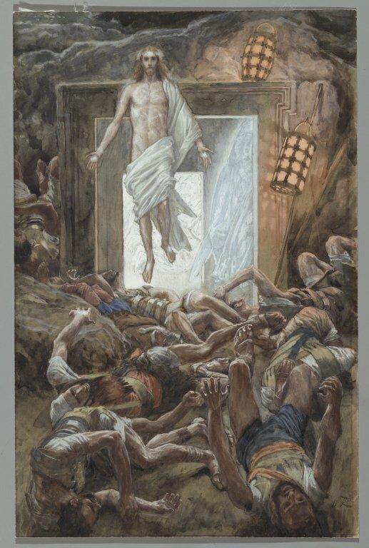 Тиссо, Воскресение Христово