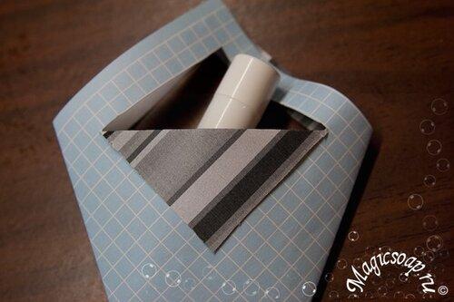 Оригами сумочка - новое прочтение знакомой идеи!