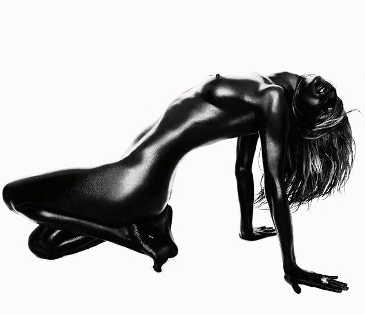 модель Рози Хантингтон-Уайтли / Rosie Huntington-Whiteley