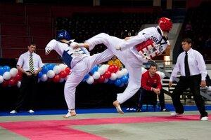Спорт Спортсмены из 47 стран примут участие в чемпионате мира по тхэквондо