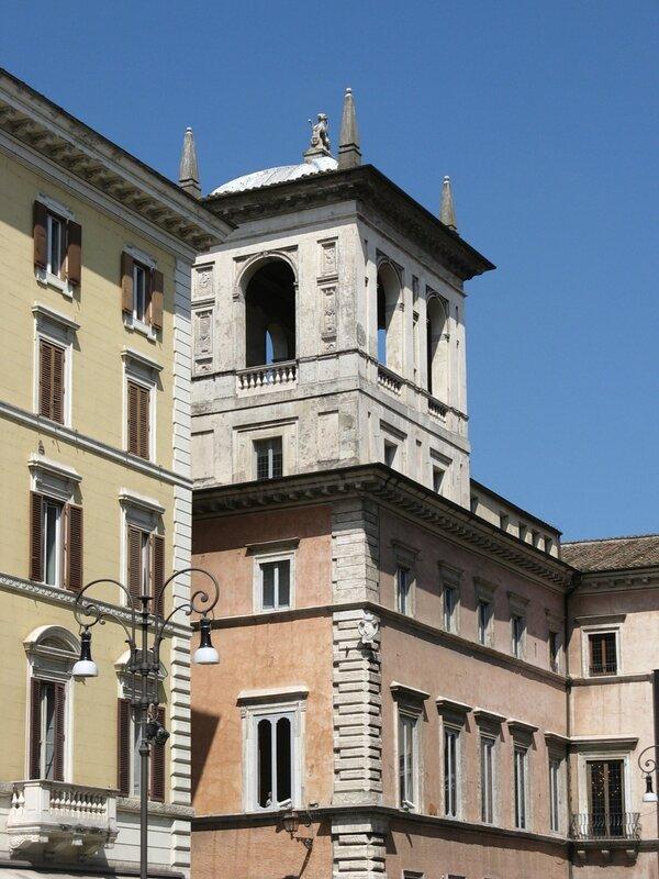 Рим. Дворец  Альтемпс (Palazzo Altemps)