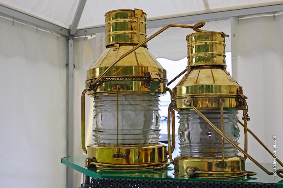 судовые лампы