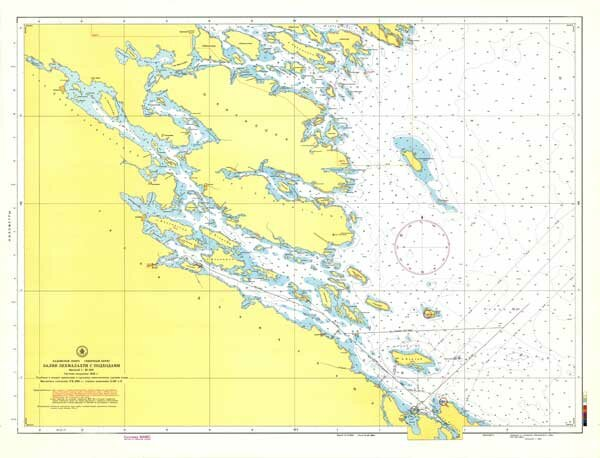 Залив  Лехмалахти подходы