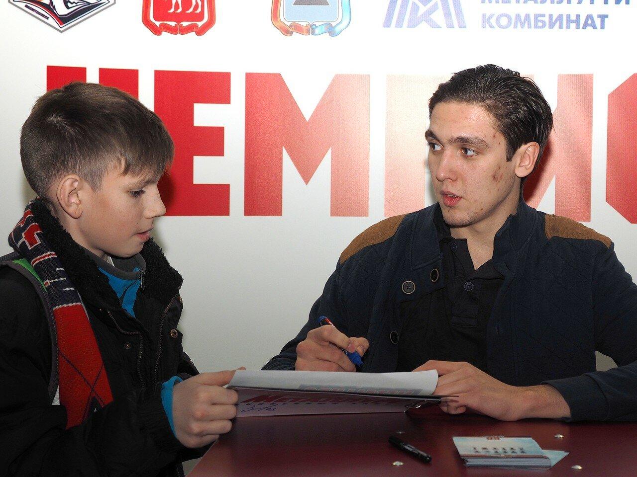 99Металлург - Cпартак 26.12.2015
