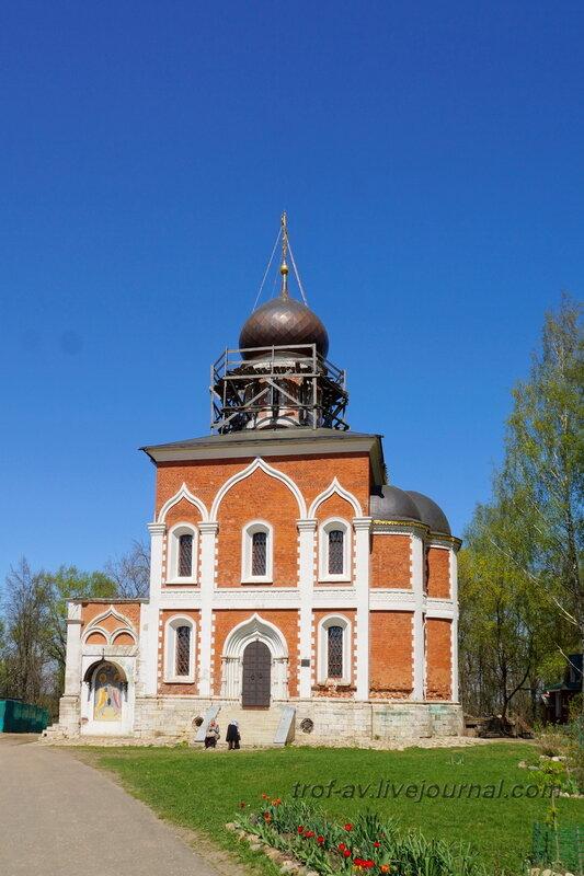 Церковь Петра и Павла (Старо-Никольский собор), Можайский Кремль, Можайск