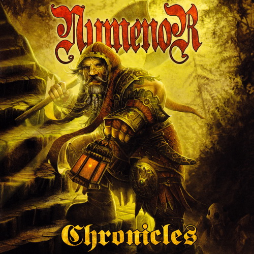 Numenor - 2017 - Chronicles From The Realms Beyond [Stormspell Rec., SSR-DL-209, USA]