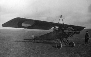 Моран-Солнье L (Morane-Saulnier Type L).