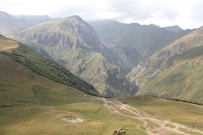 Церковь Святой Троицы в Грузии