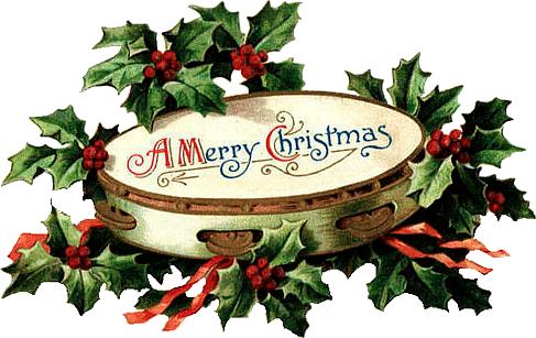 рождественский винтаж