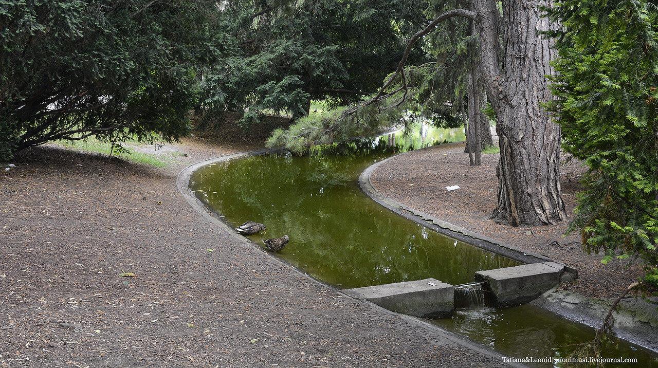 Венский городской парк.