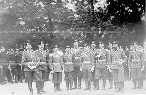 Группа личного состава полка.